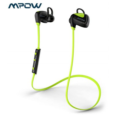 MPOW Seashell Bluetooth V4.1 Sport Earbuds with Mic