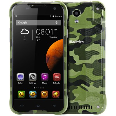 Blackview BV5000 5.0 inch Android 5.1 4G Smartphone