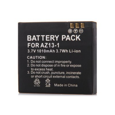 1010mAh Li-ion Battery for XiaoMi Yi Sports Camera
