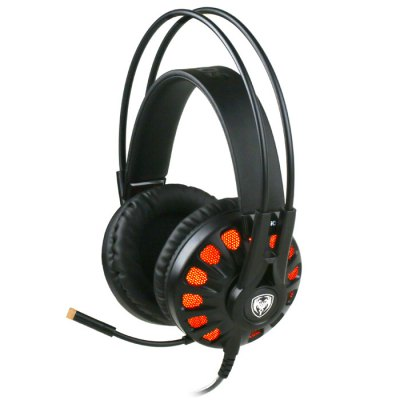 Somic G932 7.1 Virtual Surround Sound USB Gaming Headset with Mic
