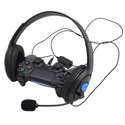 Stereo Headphone for PS4