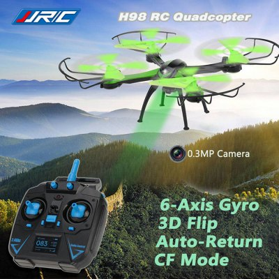 JJRC H98 2.4GHz 0.3MP Camera 6 Axis Gyro RC Quadcopter