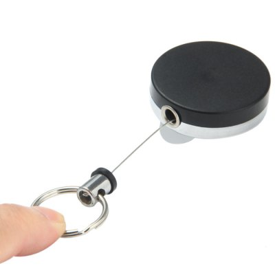 Big Badge Reel + 60cm Scalable Wire + Keyring