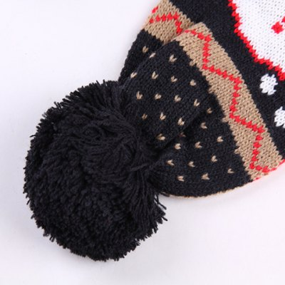Chic Woolen Yarn Ball Pendant Christmas Snowman Pattern Warmth Scarf For KidsBaby Care<br>Chic Woolen Yarn Ball Pendant Christmas Snowman Pattern Warmth Scarf For Kids<br><br>Scraf Type: Scarf<br>Scarf Length: 135-175CM<br>Group: Children<br>Gender: Unisex<br>Style: Fashion<br>Material: Acrylic<br>Weight: 0.15KG<br>Package Contents: 1 x Scarf