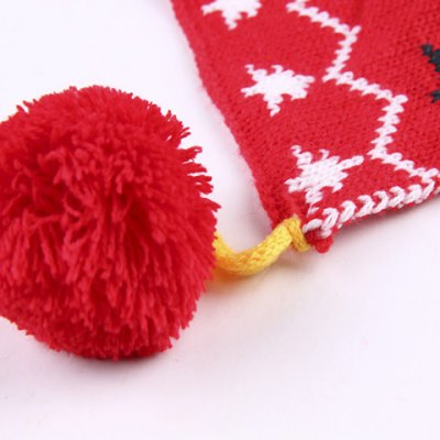 Chic Woolen Yarn Balls Pendant Christmas Tree Pattern Warmth Scarf For KidsBaby Care<br>Chic Woolen Yarn Balls Pendant Christmas Tree Pattern Warmth Scarf For Kids<br><br>Scraf Type: Scarf<br>Scarf Length: 135-175CM<br>Group: Children<br>Gender: Unisex<br>Style: Fashion<br>Material: Acrylic<br>Weight: 0.15KG<br>Package Contents: 1 x Scarf