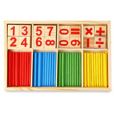 Wooden Montessori Mathematics Material Learning Tool Toy for KidsOther Educational Toys<br>Wooden Montessori Mathematics Material Learning Tool Toy for Kids<br><br>Age: 3 Years+,8~20 Months<br>Applicable gender: Unisex<br>Design Style: Digital<br>Features: Educational<br>Material: Wood<br>Package Contents: 1 x  Early Education Enlightenment Toy<br>Package size (L x W x H): 24.00 x 16.00 x 3.00 cm / 9.45 x 6.3 x 1.18 inches<br>Package weight: 0.243 kg<br>Product size (L x W x H): 23.00 x 15.00 x 2.00 cm / 9.06 x 5.91 x 0.79 inches<br>Product weight: 0.203 kg<br>Puzzle Style: Common<br>Small Parts : Yes<br>Type: Intelligence toys<br>Washing: No