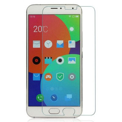 Tempered Glass Screen Protector Film 0.3mm 9H 2.5D for Meizu Pro 5