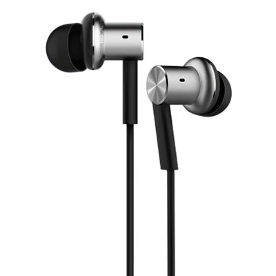 Original Xiaomi Hybrid Dual Drivers Earphones Mi IV In-Ear Headphones Pro