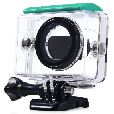 40M Waterproof Case for Xiaomi Yi Action Camera  $7.23
