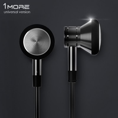 1MORE Super Bass Earphones 3.5mm Jack with Mic - Universal Version