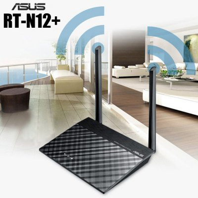 ASUS RT-N12+ WiFi Router