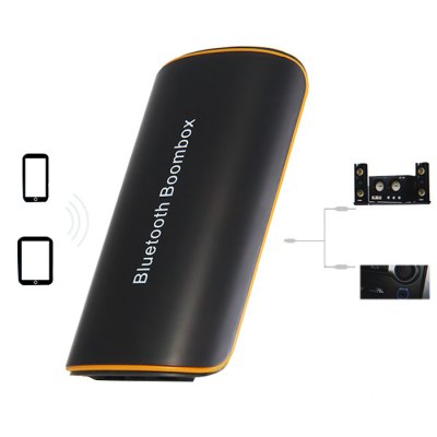 AB1510 HiFi Bluetooth 4.1 ReceiverSpeakers<br>AB1510 HiFi Bluetooth 4.1 Receiver<br><br>Audio Source: Bluetooth Enabled Devices<br>Battery Capacity: 300mAh<br>Bluetooth Version: Bluetooth 4.1<br>Color: Black<br>Compatible with: Laptop, PSP, MP5, XiaoMi Mi TV Mainboard, XiaoMi Mi TV 3, iPhone, Tablet PC, MP4, MP3, PC, iPod, Mobile phone<br>Connection: Wireless<br>Design: Multifunctional<br>Functions: AUX Function<br>Interface: Micro USB, Power Charge Port, 3.5mm Audio<br>Lasting Time: 15Hours<br>Model: AB1510<br>Package Contents: 1 x AB1510 HiFi Bluetooth 4.1 Receiver, 1 x Audio Cable, 1 x USB 2.0 to Micro USB Cable, 1 x AV Cable, 1 x Bilingual Manual in English and Chinese<br>Package size (L x W x H): 14.10 x 11.20 x 3.10 cm / 5.55 x 4.41 x 1.22 inches<br>Package weight: 0.2160 kg<br>Product size (L x W x H): 11.00 x 6.20 x 1.70 cm / 4.33 x 2.44 x 0.67 inches<br>Product weight: 0.0620 kg<br>Protocol: A2DP,AVRCP,HSP,HFP<br>Supports: Bluetooth<br>Transmission Distance: W/O obstacles 10m