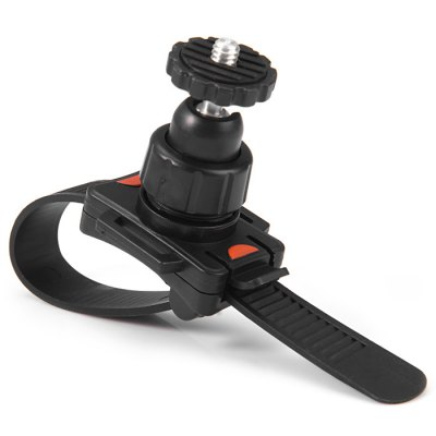 CP-GP169A Bike Handlebar Strap Action Camera MountsAction Cameras &amp; Sport DV Accessories<br>CP-GP169A Bike Handlebar Strap Action Camera Mounts<br><br>Accessory type: Screw, Mount Adapter, Mount Holder<br>Apply to Brand: GitUp,Discovery,FIREFLY,Xiaomi,Gopro,SJCAM,INNOVV,Amkov,Soocoo,Eken,Dazzne<br>Compatible with: Soocoo C10, Discovery DS200, Discovery DS100, SJCAM 4000 plus, SJCAM 5000 plus, Soocoo S60, Gitup Git2, FIREFLY 5S, SJCAM M10, SJCAM M10 Plus, FIREFLY 6S, EKEN H9, A9, SJ7000, Dazzne P3, Dazzne P2, Gopro Hero 4, Gopro Hero 3 Plus, Gopro Hero 3, Gopro Hero 2, Gopro Hero 1, GoPro Hero Series, SJ4000, SJ5000, SJ6000, GoPro Hero 4 Session, GitUp Git1, Xiaomi Yi, AMK 5000S, AMK 5000, Mobius Action Sports Camera, Action Camera<br>For Activity: Universal, General Sports<br>Material: Metal<br>Package Contents: 1 x CP-GP169A Handlebar Strap Mount, 1 x Tripod Mount Adapter, 1 x Long Screw<br>Package size (L x W x H): 13 x 10 x 6 cm / 5.11 x 3.93 x 2.36 inches<br>Package weight: 0.11 kg<br>Product weight: 0.034 kg