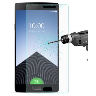 Hat-Prince Protective Tempered Glass Screen Film for OnePlus Two