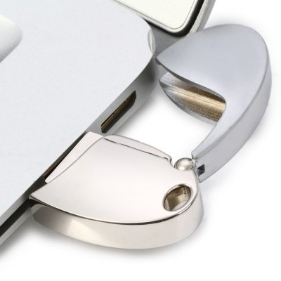 USB 2.0 32GB Flash Drive Stainless SteelUSB Flash Drives<br>USB 2.0 32GB Flash Drive Stainless Steel<br><br>Available Color: Silver<br>Capacity: 32G<br>Features: Metal<br>Interface: USB 2.0<br>Package Contents: 1 x USB Flash Drive<br>Package size (L x W x H): 5.7 x 3.5 x 2 cm / 2.24 x 1.38 x 0.79 inches<br>Package weight: 0.065 kg<br>Product size (L x W x H): 4.7 x 2.5 x 0.8 cm / 1.85 x 0.98 x 0.31 inches<br>Product weight: 0.041 kg<br>Style: Unique<br>Type: USB Stick