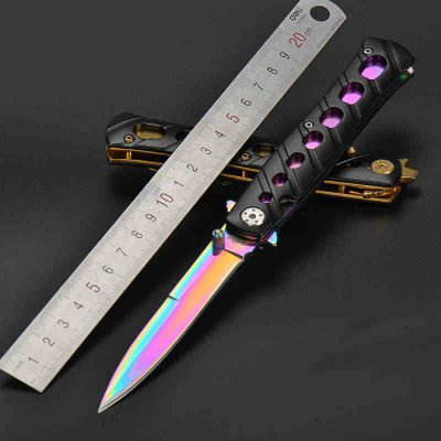 CIMA JY01 Fixed Blade Pocket Knife Swordfish Style