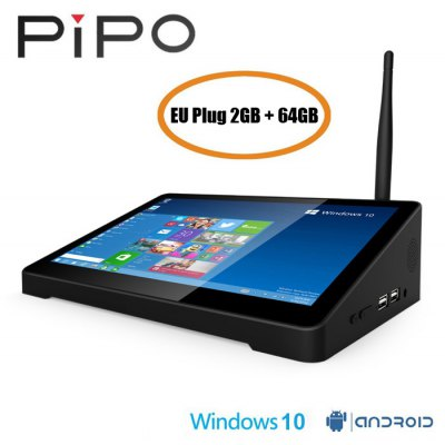PIPO X9 TV Box 8.9 inch Tablet Mini PC