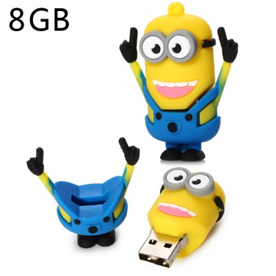 Bee-do Style 8GB USB 2.0 Flash Drive