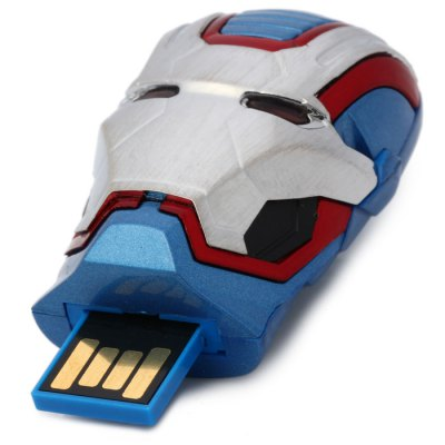 USB 2.0 32GB Flash StickUSB Flash Drives<br>USB 2.0 32GB Flash Stick<br><br>Available Color: Blue<br>Capacity: 32G<br>Features: Cartoon<br>Interface: USB 2.0<br>Package Contents: 1 x USB Flash Drive<br>Package size (L x W x H): 6 x 3.5 x 2.6 cm / 2.36 x 1.38 x 1.02 inches<br>Package weight: 0.034 kg<br>Product size (L x W x H): 4.5 x 2.5 x 1.6 cm / 1.77 x 0.98 x 0.63 inches<br>Product weight: 0.010 kg<br>Style: Cartoon<br>Type: USB Stick