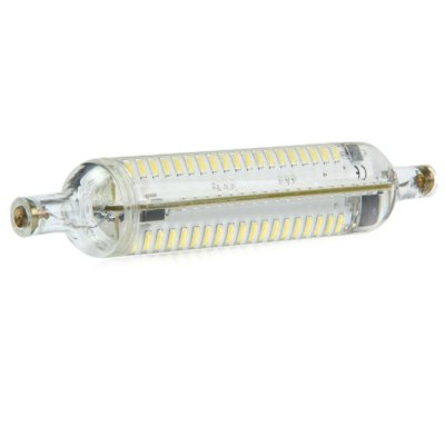 3pcs SZFC R7S 950LM 10W SMD 4014 Dimming LED Corn LightCorn Bulbs<br>3pcs SZFC R7S 950LM 10W SMD 4014 Dimming LED Corn Light<br><br>Available Light Color: White,Warm White<br>Brand: SZFC<br>CCT/Wavelength: 3000K,6000K<br>Emitter Types: SMD 4014<br>Features: Dimming, 80% Brightness, Long Life Expectancy, Energy Saving<br>Function: Studio and Exhibition Lighting, Home Lighting, Commercial Lighting<br>Holder: R7S<br>Luminous Flux: 950LM<br>Output Power: 10W<br>Package Contents: 3 x SZFC LED Corn Lamp<br>Package size (L x W x H): 13 x 4 x 6 cm / 5.11 x 1.57 x 2.36 inches<br>Package weight: 0.217 kg<br>Product size (L x W x H): 12 x 2 x 2 cm / 4.72 x 0.79 x 0.79 inches<br>Product weight: 0.051 kg<br>Sheathing Material: Glass<br>Total Emitters: 152<br>Type: Corn Bulbs<br>Voltage (V): AC 220