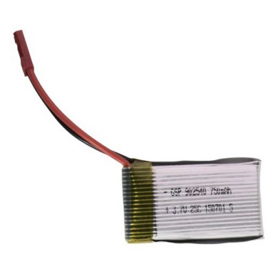 Spare 3.7V 750mAh 25C Battery Fitting for SY X25 RC Quadcopter