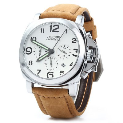 JEDIR 3406 Men Quartz Watch