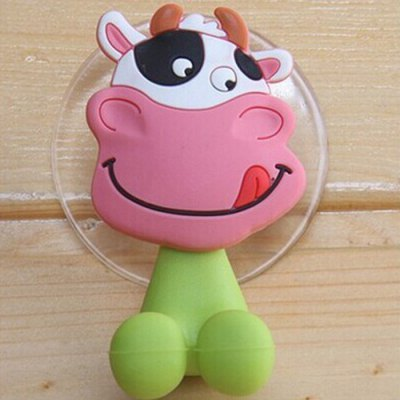 Milk Cow Style Toothbrush Holder