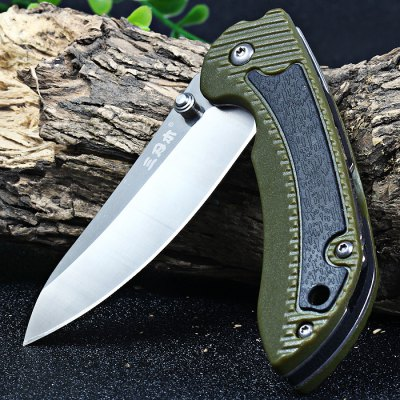 Sanrenmu 7105 SUX-PPH-T2 Folding Knife No LockPocket Knives and Folding Knives<br>Sanrenmu 7105 SUX-PPH-T2 Folding Knife No Lock<br><br>Blade Edge Type: Fine<br>Blade Length: 6.7 cm<br>Blade Length Range: 5cm-10cm<br>Blade Material: Stainless Steel<br>Blade Width : 2.1 cm<br>Brand: Sanrenmu<br>Clip Length: 4.0 cm<br>Color: Army green<br>For: Mountaineering, Collecting, Travel, Home use, Adventure, Hiking, Camping<br>Lock Type: No lock<br>Model Number: 7105 SUX - PPH - T2<br>Package Contents: 1 x Sanrenmu 7105 SUX-PPH-T2 Folding Knife<br>Package size (L x W x H): 16.0 x 9.2 x 3.0 cm / 6.29 x 3.62 x 1.18 inches<br>Package weight: 0.115 kg<br>Product size (L x W x H): 8.9 x 2.7 x 1.6 cm / 3.50 x 1.06 x 0.63 inches<br>Product weight: 0.062 kg<br>Unfold Length: 15.5 cm<br>Weight Range: 51g-100g
