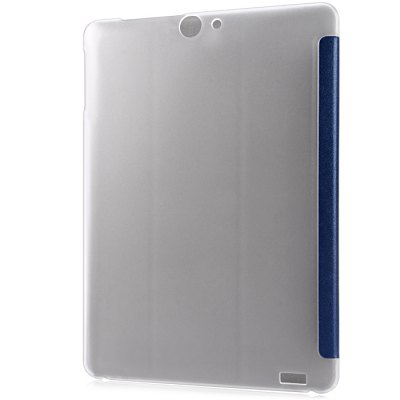 Protective Case for Onda V989 AirTablet Accessories<br>Protective Case for Onda V989 Air<br><br>Available Color: Black,Blue,White<br>Compatible models: For Onda<br>Features: Cases with Stand, Full Body Cases<br>Material: Plastic, PU Leather<br>Package Contents: 1 x Protective Case<br>Package size (L x W x H): 26.30 x 19.20 x 3.00 cm / 10.35 x 7.56 x 1.18 inches<br>Package weight: 0.206 kg<br>Product size (L x W x H): 24.30 x 17.20 x 1.00 cm / 9.57 x 6.77 x 0.39 inches<br>Product weight: 0.164 kg<br>Style: Transparent
