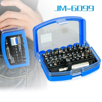 JAKEMY JM-6099 31 in 1 Screwdriver Bit Kit