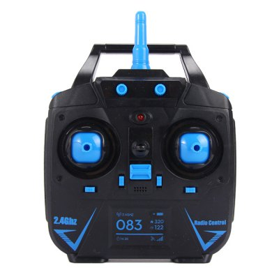 Extra Spare 2.4G Transmitter for JJRC H98 Remote Control Quadcopter