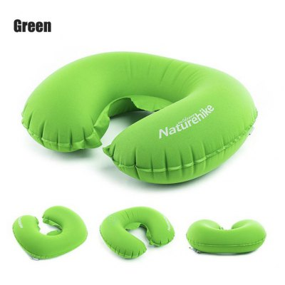NatureHike U-shaped Inflated Neck Pillow Portable