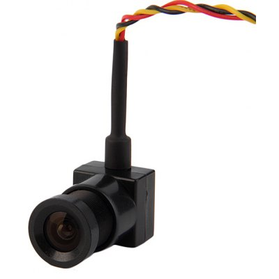 Spare 3.6mm Wide Angle 700 TVL Audio Camera for QAV250 280 H250 Multi-rotor RC Hobby - NTSC Format