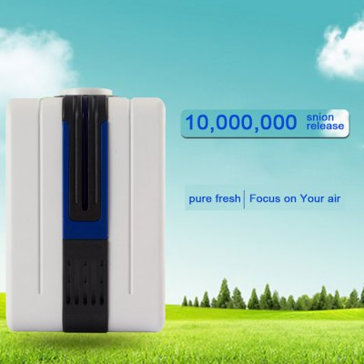 ANJ HC-03 Negative Ion Anion Air PurifierAir Purifier<br>ANJ HC-03 Negative Ion Anion Air Purifier<br><br>Brand: AiNiJia<br>Material: Electronic Components<br>Model: HC - 03<br>Package Contents: 1 x Air Purifier, 1 x Adapter<br>Package size (L x W x H): 12.50 x 9.00 x 13.00 cm / 4.92 x 3.54 x 5.12 inches<br>Package weight: 0.2800 kg<br>Power (W): 1.8W<br>Product size (L x W x H): 11.50 x 7.50 x 6.00 cm / 4.53 x 2.95 x 2.36 inches<br>Product weight: 0.1840 kg<br>Type: Air Purifier<br>Voltage (V): AC 110 - 240V / 50 - 60HZ