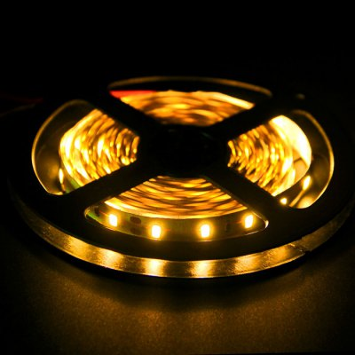 BRELONG 5M 72W 60 x SMD 5630 / M Flexible LED Strip LightLED Strips<br>BRELONG 5M 72W 60 x SMD 5630 / M Flexible LED Strip Light<br><br>Actual Lumens: 6000Lm<br>Brand: BRELONG<br>CCT/Wavelength: 3000-3500K,6000-7000K<br>Connector Type: US plug, EU plug<br>Features: Cuttable<br>Input Voltage: AC100-240<br>LED Type: SMD-5630<br>Length: 5<br>Material: FPC<br>Number of LEDs: 60 x SMD 5630 / M<br>Optional Light Color: Warm White,Cool White<br>Package Contents: 1 x LED Strip Light, 1 x Adapter, 1 x Cable<br>Package size (L x W x H): 25 x 22 x 4 cm / 9.83 x 8.65 x 1.57 inches<br>Package weight: 0.39 kg<br>Product size (L x W x H): 500 x 1 x 0.3 cm / 196.50 x 0.39 x 0.12 inches<br>Product weight: 0.320 kg<br>Type: LED Strip