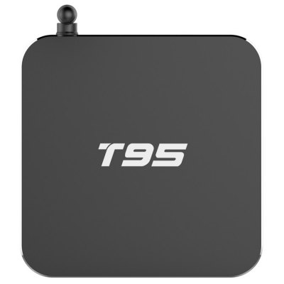 Sunvell T95 TV Box Metal Shell Google TV Player