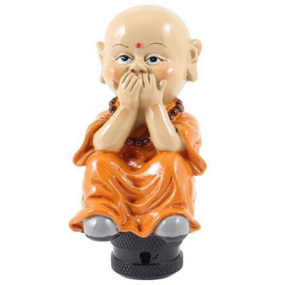 Little Monk Style Car Gear Shift Knob