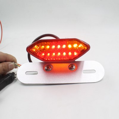 DC 12V Car Turn Signal LightCar Lights<br>DC 12V Car Turn Signal Light<br><br>Apply lamp position : External Lights<br>Connector: Cable Connector<br>Emitting color: Amber<br>Feature: Easy to use<br>Package Contents: 1 x DC 12V Car Auto Rear / Tail Light<br>Package size (L x W x H): 17.5 x 9 x 7.8 cm / 6.88 x 3.54 x 3.07 inches<br>Package weight: 0.260 kg<br>Product size (L x W x H): 11 x 4.2 x 5.2 cm / 4.32 x 1.65 x 2.04 inches<br>Product weight: 0.180 kg<br>Type: Decorative Light, Rear Lights<br>Type of lamp-house : LED<br>Voltage: 12V