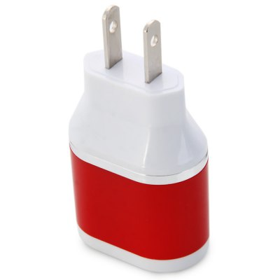 ZYBB-1516 2 Port USB Power AdapterUSB Accessories<br>ZYBB-1516 2 Port USB Power Adapter<br><br>Feature: Portable<br>Input: AC 100-240V / 50-60Hz<br>Interface: USB2.0<br>Model: ZYBB-1516<br>Optional Color: Black,Red,Blue,Green,Yellow,Water Red<br>Output: DC 5V 2.1A<br>Package Contents: 1 x ZYBB-1516 Home Wall 2 Port USB Charger<br>Package size (L x W x H): 12.1 x 8.9 x 3.3 cm / 4.76 x 3.50 x 1.30 inches<br>Package weight: 0.082 kg<br>Product size (L x W x H): 7.2 x 3.8 x 2.3 cm / 2.83 x 1.49 x 0.90 inches<br>Product weight: 0.031 kg