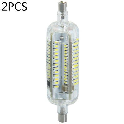 2 x SZFC 5W SMD 3014 500LM R7S LED Corn Lamp
