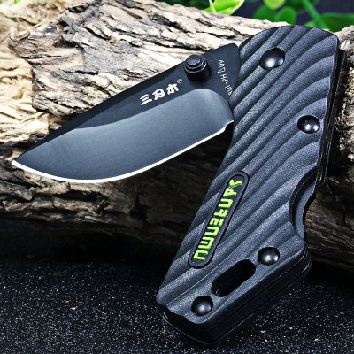 Sanrenmu 4059 BUI-PH Back Lock Black Pocket KnifePocket Knives and Folding Knives<br>Sanrenmu 4059 BUI-PH Back Lock Black Pocket Knife<br><br>Blade Edge Type: Fine<br>Blade Length: 5.0 cm<br>Blade Length Range: 0.01cm-5cm<br>Blade Width : 2.2 cm<br>Brand: Sanrenmu<br>Clip Length: 3.8 cm<br>Color: Black,Silver<br>For: Travel, Mountaineering, Home use, Hiking, Collecting, Camping, Adventure<br>Lock Type: Back Lock<br>Model Number: 4059 BUI-PH<br>Package Contents: 1 x Sanrenmu 4059 BUI-PH Folding Knife<br>Package size (L x W x H): 14.00 x 8.00 x 2.70 cm / 5.51 x 3.15 x 1.06 inches<br>Package weight: 0.1100 kg<br>Product size (L x W x H): 7.30 x 3.00 x 1.30 cm / 2.87 x 1.18 x 0.51 inches<br>Product weight: 0.0500 kg<br>Unfold Length: 12.1 cm<br>Weight Range: 1g-50g