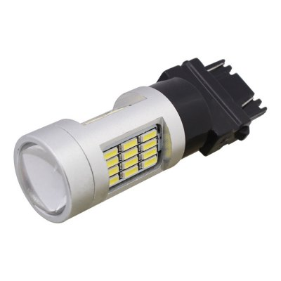 MZ T25 3157-4014-42SMD 12V 8W Car LED Brake LightCar Lights<br>MZ T25 3157-4014-42SMD 12V 8W Car LED Brake Light<br><br>Apply lamp position : External Lights<br>Connector: T25, 3157<br>Emitting color: White<br>Feature: Low Power Consumption, Easy to use<br>LED Type: SMD 4014<br>LED/Bulb quantity: 42<br>Lumens: 420LM<br>Package Contents: 1 x LED Light<br>Package size (L x W x H): 12 x 8 x 2 cm / 4.72 x 3.14 x 0.79 inches<br>Package weight: 0.046 kg<br>Power: 8W<br>Product size (L x W x H): 6.1 x 1.8 x 1.8 cm / 2.40 x 0.71 x 0.71 inches<br>Product weight: 0.015 kg<br>Type: Rear Lights, Daytime Running Lights, Fog Lights, Brake Lights<br>Type of lamp-house : LED<br>Voltage: 12V