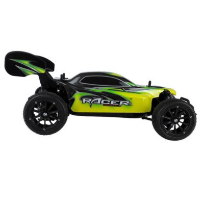 2.4G 1/10 4WD Off-road Desert Buggy RC Simulation Racing Car 1136RC Cars<br>2.4G 1/10 4WD Off-road Desert Buggy RC Simulation Racing Car 1136<br><br>Drive Type: 4 WD<br>Functions: Forward/backward, Turn left/right<br>Material: PVC, Electronic Components<br>Motor Type: Brushed Motor<br>Package Contents: 1 x RC Car, 1 x Transmitter, 1 x Charger, 1 x Balance Charger, 1 x Battery, 1 x Tool<br>Package size (L x W x H): 52.5 x 27 x 21 cm / 20.63 x 10.61 x 8.25 inches<br>Package weight: 2.7 kg<br>Product size (L x W x H): 42.5 x 26 x 17 cm / 16.70 x 10.22 x 6.68 inches<br>Remote Control: 2.4GHz Wireless Remote Control<br>Type: Short-course Truck