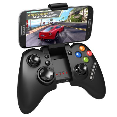 IPEGA PG-9021 Classic Bluetooth GamepadGame Controllers<br>IPEGA PG-9021 Classic Bluetooth Gamepad<br><br>Battery Capacity (mAh): 380mAh<br>Battery Type: Built-in<br>Bluetooth Version: V3.0<br>Compatible with: Smartphone, Android TV Box, Android TV<br>Connection Type: Bluetooth<br>Features: Battery, Charger<br>Functions: Bluetooth<br>Model: PG-9021<br>Package Contents: 1 x Gamepad, 1 x 82cm USB Cable, 1 x English and Chinese User Manual<br>Package size: 18.00 x 14.00 x 7.00 cm / 7.09 x 5.51 x 2.76 inches<br>Package weight: 0.300 kg<br>Product weight: 0.200 kg<br>System support: IOS, Android