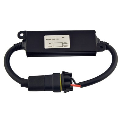 Universal Car Hid Xenon Lamp Bulb Warning CancellerOther Car Gadgets<br>Universal Car Hid Xenon Lamp Bulb Warning Canceller<br><br>Color: Black<br>Features: Durable<br>Material: ABS<br>Package Contents: 1 x HID Canceller ( Cable Length 10cm )<br>Package size (L x W x H): 40 x 3.5 x 3.2 cm / 15.72 x 1.38 x 1.26 inches<br>Package weight: 0.145 kg<br>Product size (L x W x H): 12 x 3.4 x 2.8 cm / 4.72 x 1.34 x 1.10 inches