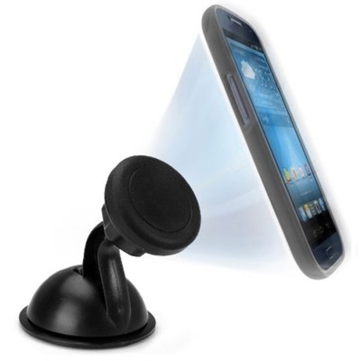XT-306 Windshield Magnetic Car Cellphone Mount Holder