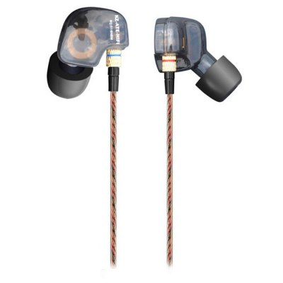 KZ-ATE HiFi Stereo Headphones Noise Cancelling Earbuds