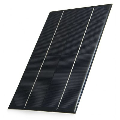 4.2W 6V Monocrystalline Silicon Solar Cell for DIY Charger