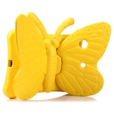Butterfly Style EVA Foam Handle Case for iPad Mini with Stand