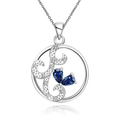 N110-A 925 Silver Plated Necklace Brand New Design Pendant Necklaces Jewelry for Women